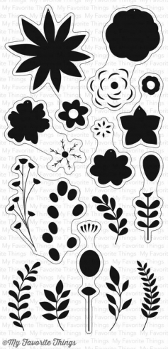 "My Favorite Things Stempelset ""In Bloom"" Clear Stamp Set"