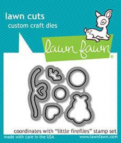 Lawn Fawn Craft Dies - Little Fireflies