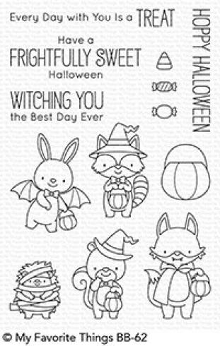 "My Favorite Things Stempelset ""Frightfully Sweet"" Clear Stamp Set"