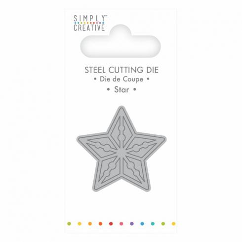 "Simply Creative ""Star"" Die"