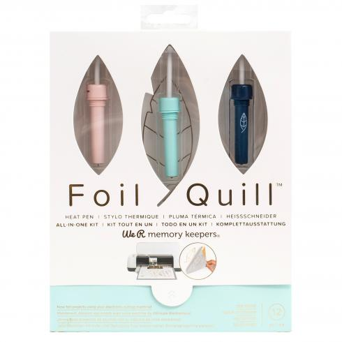 We R Memory Keepers Foil Quill All-In-One Starter Kit