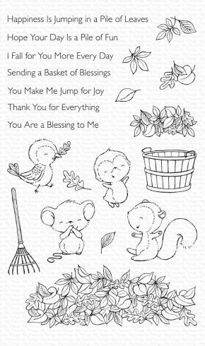 "My Favorite Things Stempelset ""Piles of Fun"" Clear Stamp"