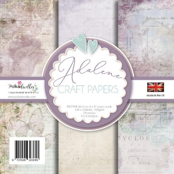 "Santoro Willow 6/"" x 6/"" Paper Pad UK ONLY"