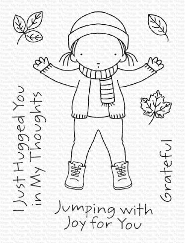 "My Favorite Things Stempelset ""Jumping with Joy"" Clear Stamp Set"