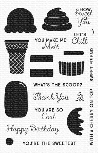 "My Favorite Things Stempelset ""You're the Sweetest"" Clear Stamp Set"