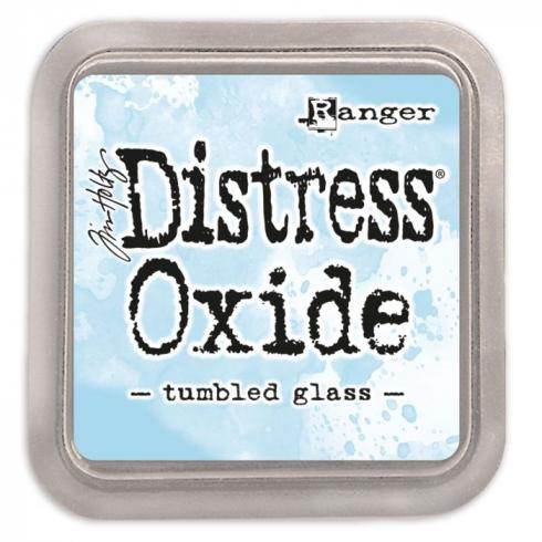Ranger - Tim Holtz Distress Oxide Ink Pad - Tumbled glass