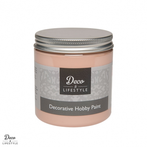 Deco & Lifestyle Shabby Chic Farbe 230ml cafe creme