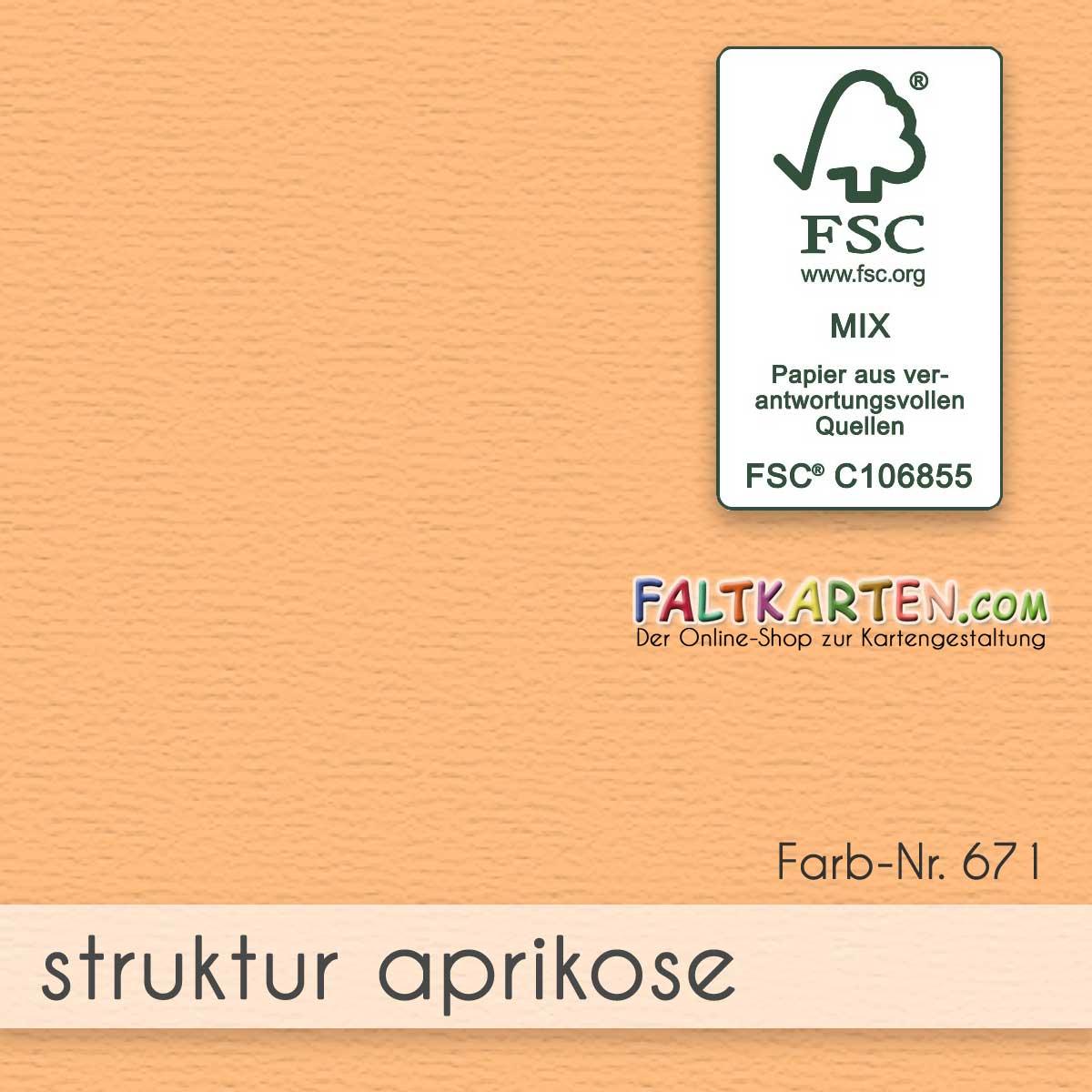 Farbton: struktur aprikose